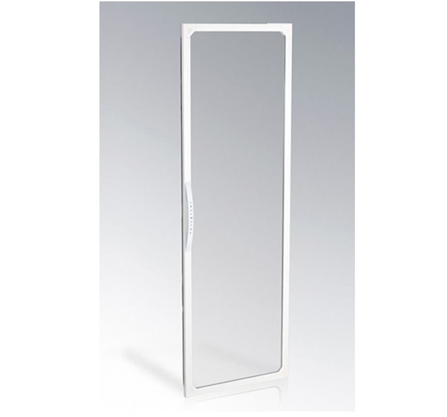 D-190 Insulated Glass Surface Mounted Tinted Door for Wine Cellar