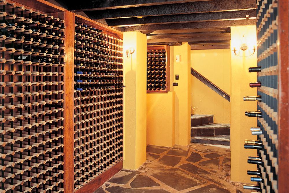 Bespoke Wine Cellar Design And Build From Wine Corner