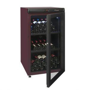 Metal Wine Cabinet CVV14205 From Wine Corner