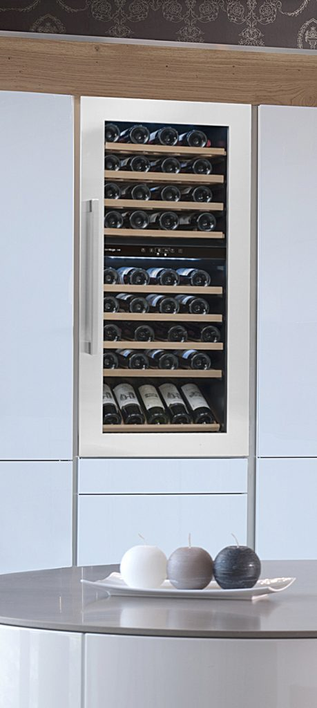 Avintage Built in Wine Cabinets for the Trade