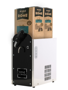 Totem Refrigerated Dispenser Exclusive to Wine Corner Ltd